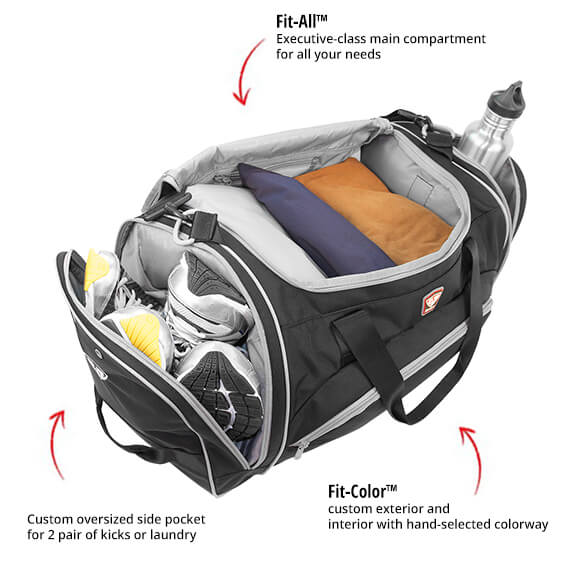 Fitmark Power Duffel
