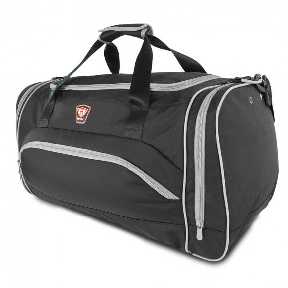 Fitmark Power Duffel - Black