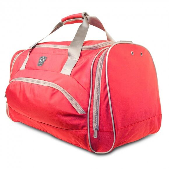 Fitmark Power Duffel - Barberry