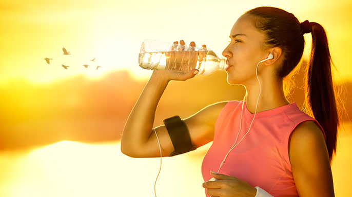 Stay Cool During Your Outdoor Workouts And Beat The Heat