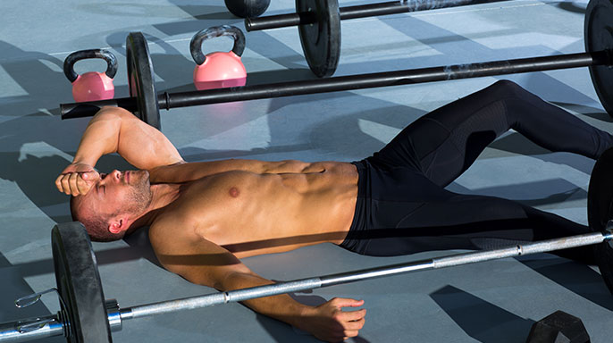 Working Out Too Much: Overtraining Addiction