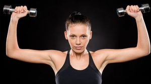 Listen Up: The Myth About Lifting Weights