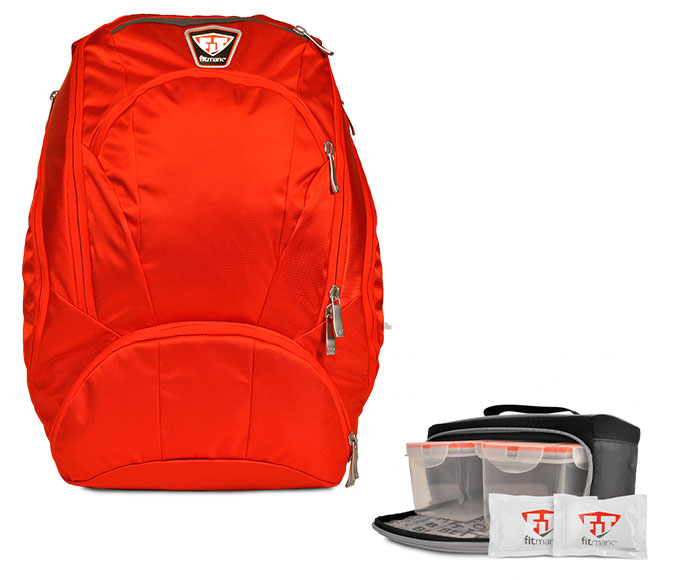 3b8249fd2c9446 Fitmark Velocity Backpack + Box SM Combo - Fitness Bags Canada